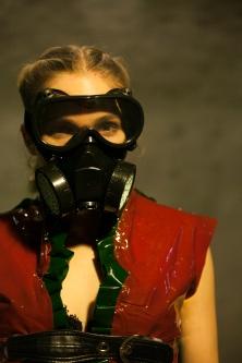 Jane Schon as Ophelia